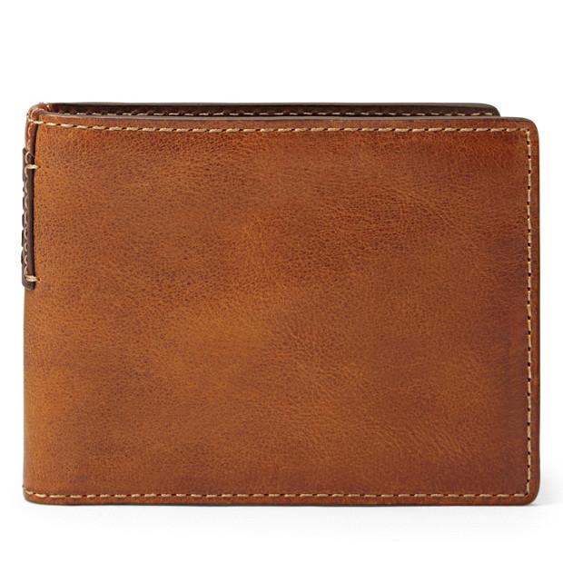 Wilson International Bifold Wallet