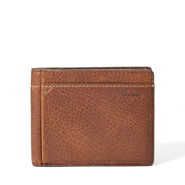 HARRISON L-Zip Bifold Wallet