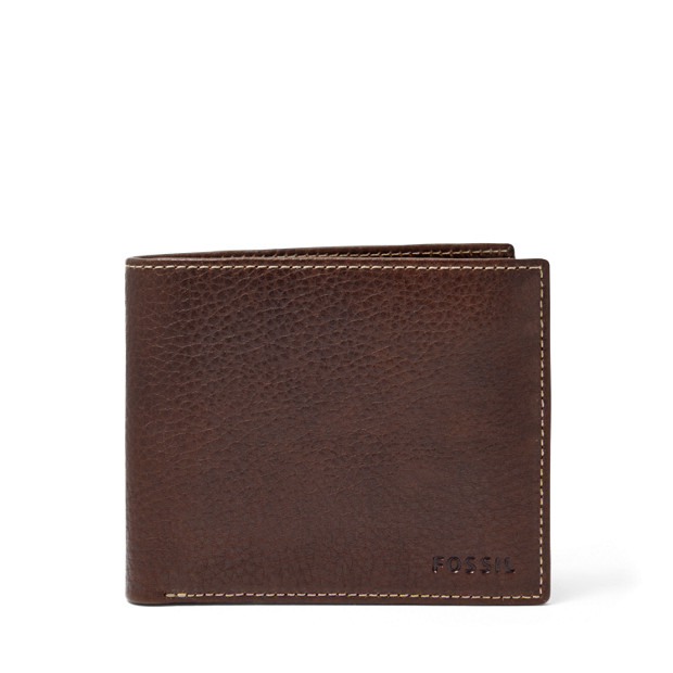 Lincoln Large Coin Pocket Bifold
