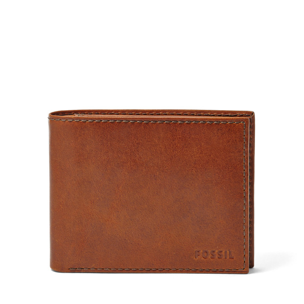 Conner Large Coin Pocket Bifold