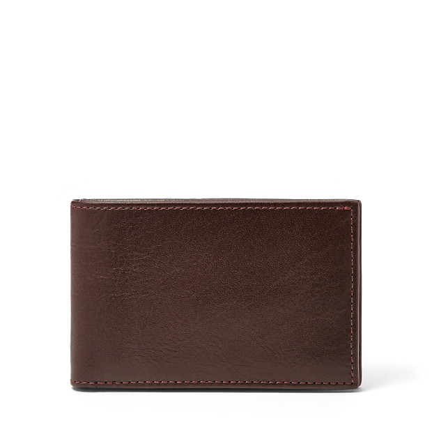 Truman Coin Pocket Bifold