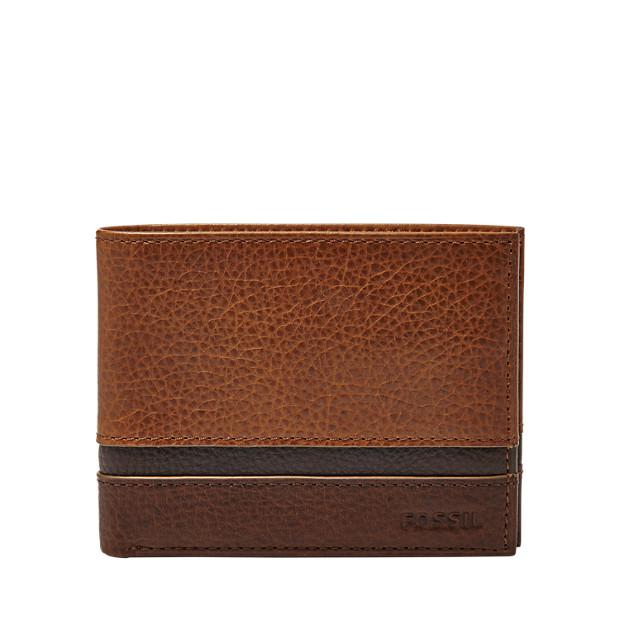 ニューウェル ID 二つ折り財布