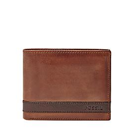 クイン フリップ ID 二つ折り財布
