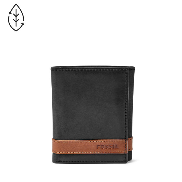 クイン 三つ折り財布