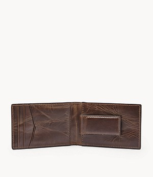 Derrick Money Clip Bifold