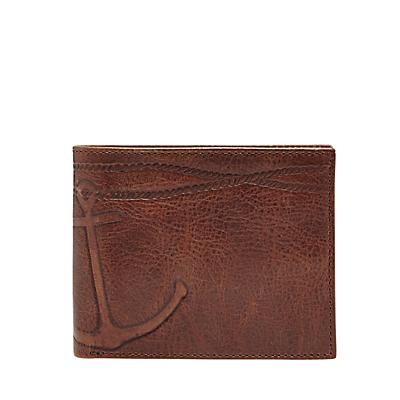 フォスター L字ジップ 二つ折り財布