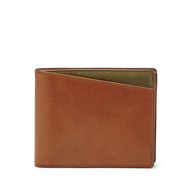 Herren Geldbörse - Elliot Large Coin Pocket Bifold