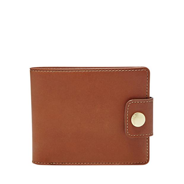 バロン 二つ折り財布
