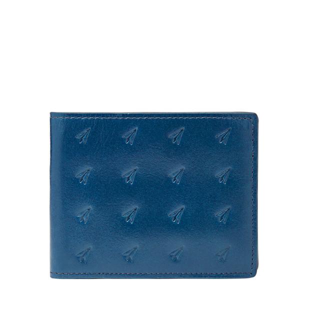へリックス L字ジップ 二つ折り財布