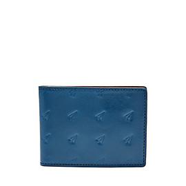 へリックス マグネット マネークリップ 二つ折り財布