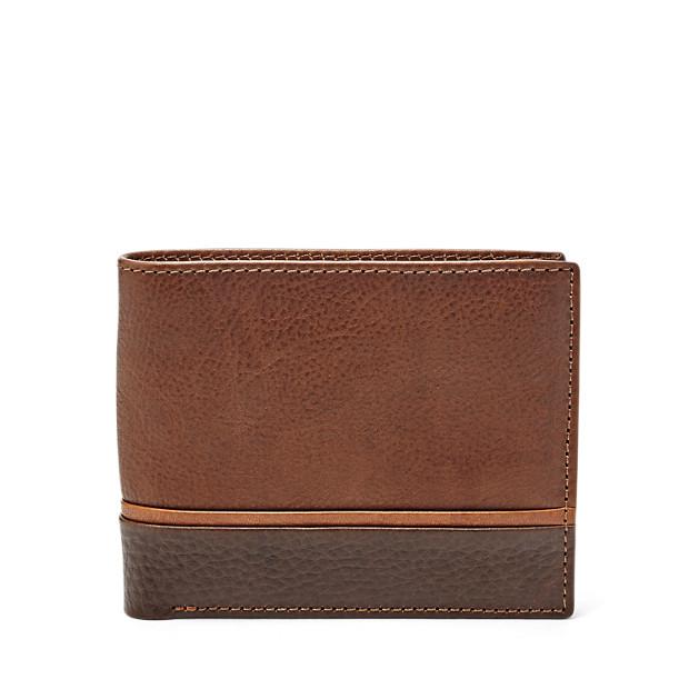 Ian Large Coin Pocket Bifold