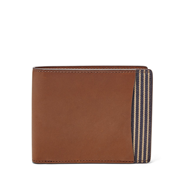 Knox Large Coin Pocket Bifold