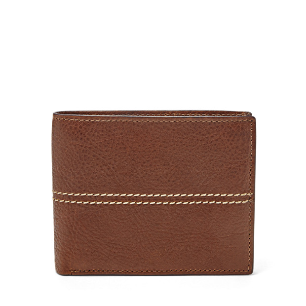 Herren Geldbörse - Turk RFID Large Coin Pocket Bifold