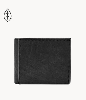 Ingram RFID Large Coin Pocket Bifold