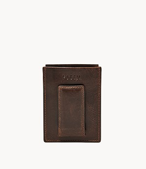 Derrick RFID Magnetic Card Case