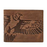 Fossil.com deals on Fossil Mens Eagle Bifold Wallet
