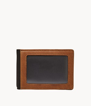 Tate RFID Money Clip Bifold