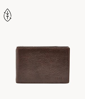 Ingram RFID Money Clip Bifold