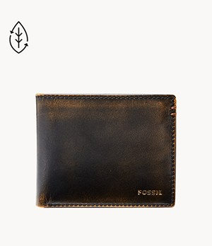 with Duck plate NEW  25114 The British Bag Company Leather Wallet