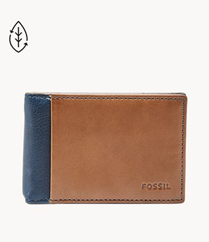 Ward RFID Money Clip Bifold