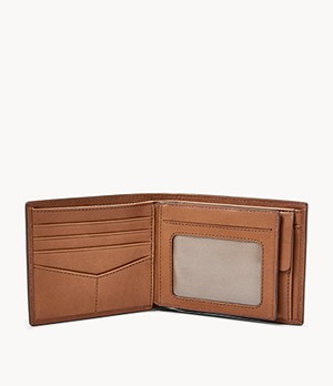 Axel Large Coin Pocket Bifold and Keyfob