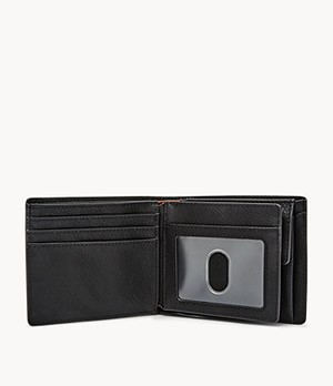 Herren Geldbörse Jerome - Large Coin Pocket Bifold