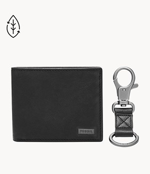 Kane Flip ID Bifold and Keyfob Set