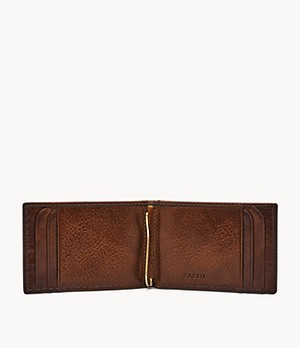 Beck Money Clip Bifold
