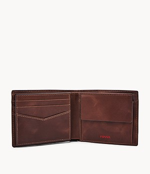 Herren Geldbörse Rance - Large Coin Pocket Bifold