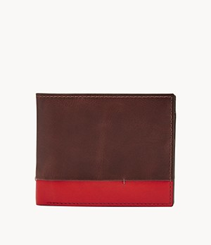Rance Large Coin Pocket Bifold