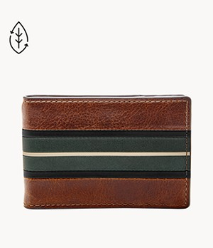 Ronnie RFID Money Clip Bifold
