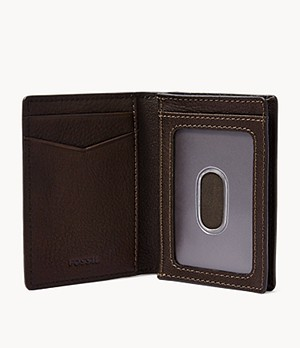 Ward Front Pocket Wallet-Bifold
