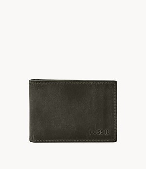 Derrick RFID Money Clip Bifold
