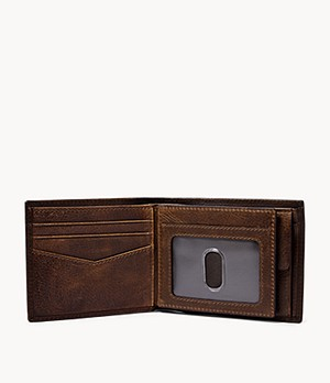 Ranger RFID Large Coin Pocket Bifold