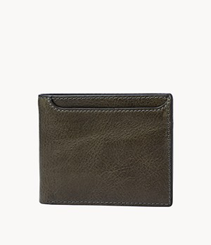 Morris Coin Pocket Bifold