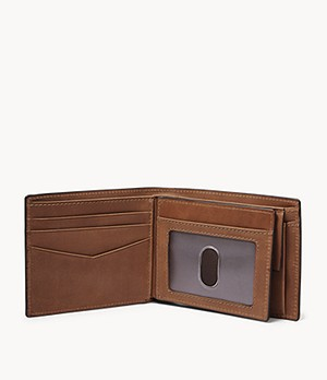 Francis Large Coin Pocket Bifold