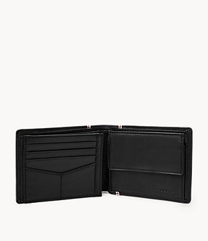 Herren Geldbörse Elgin - Large Coin Pocket Bifold
