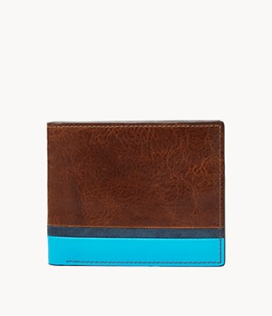 Leon Large Coin Pocket Bifold