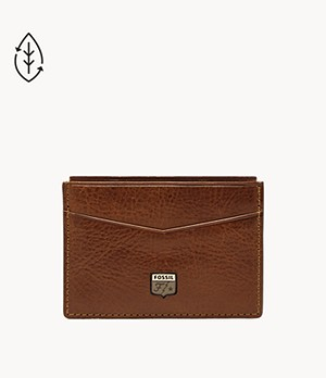 Men's Card Cases: Shop Card Holders - Fossil