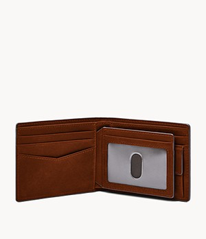 Everett Large Coin Pocket Bifold