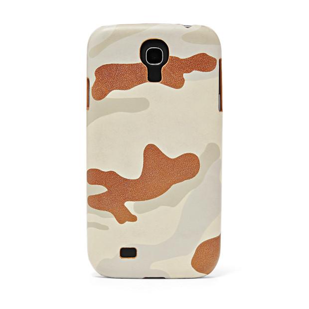 Grey Camo Phone Case S4