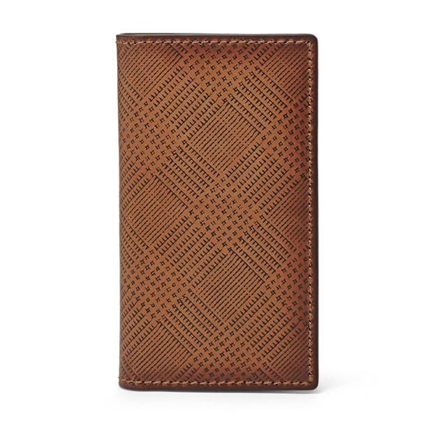 Plaid Phone Wallet