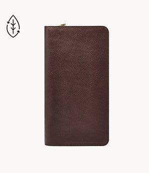 Multi-Zip Passport Case