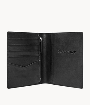 Leather RFID Passport Case
