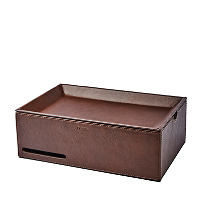 Ten-Piece Valet Box