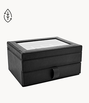 Herren Uhrenbox - Ten-Piece Watch Box