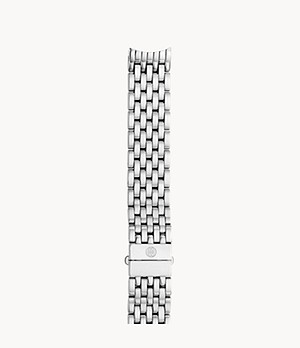 16mm Serein Seven-Link Stainless Steel Bracelet