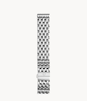 18mm Deco Seven-Link Stainless Steel Bracelet