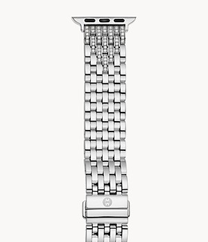 38/40mm Stainless Diamond Bracelet Band for Apple Watch®