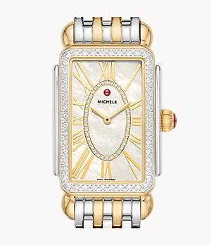 Special-Edition Deco Park Two-Tone Diamond Watch
